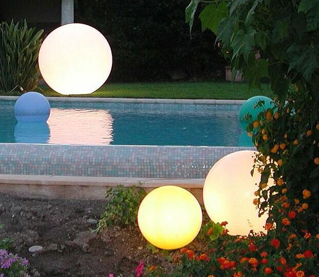 slide kugelleuchte globo 40 au en leuchte gartenlampe art. Black Bedroom Furniture Sets. Home Design Ideas