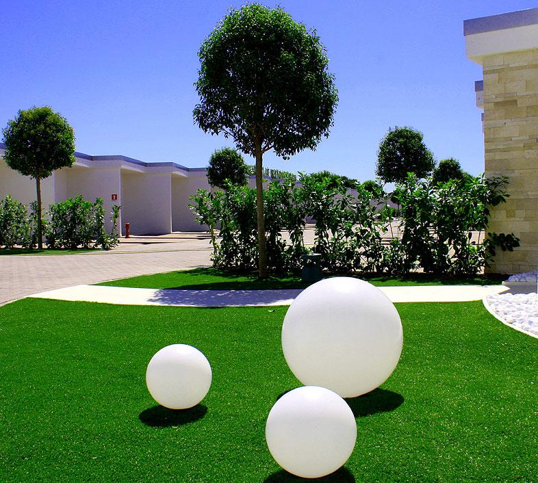 slide kugelleuchte globo 50 au en leuchte gartenlampe art jardin. Black Bedroom Furniture Sets. Home Design Ideas