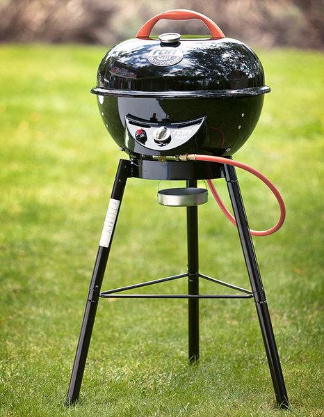 outdoorchef gas kugelgrill city 420 g tripod schwarz art. Black Bedroom Furniture Sets. Home Design Ideas