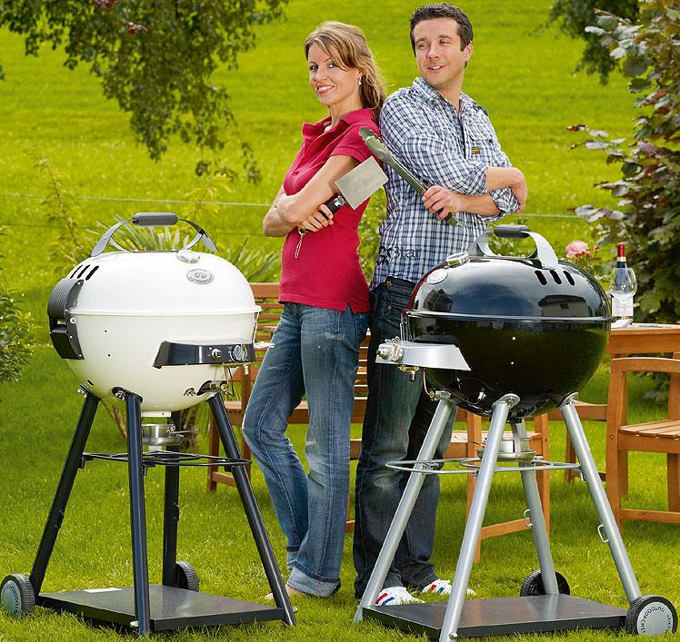 outdoorchef gas grill leon 570g kugelgrill art jardin. Black Bedroom Furniture Sets. Home Design Ideas