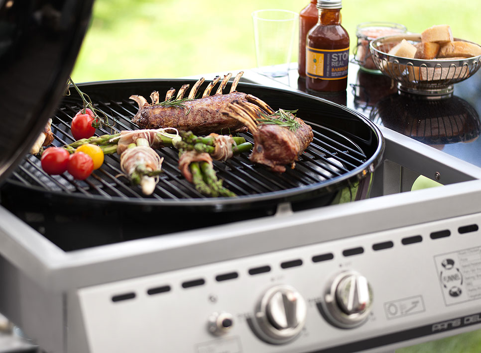 outdoorchef gasgrill paris 570 kugelgrill kochstelle