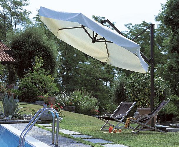 fim ampelschirm garda d340algraf sonnenschirm in28far art jardin. Black Bedroom Furniture Sets. Home Design Ideas