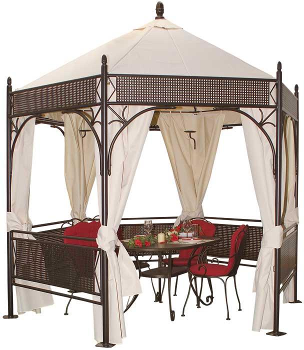 mbm vorhang set f pavillon romeo romantik art. Black Bedroom Furniture Sets. Home Design Ideas