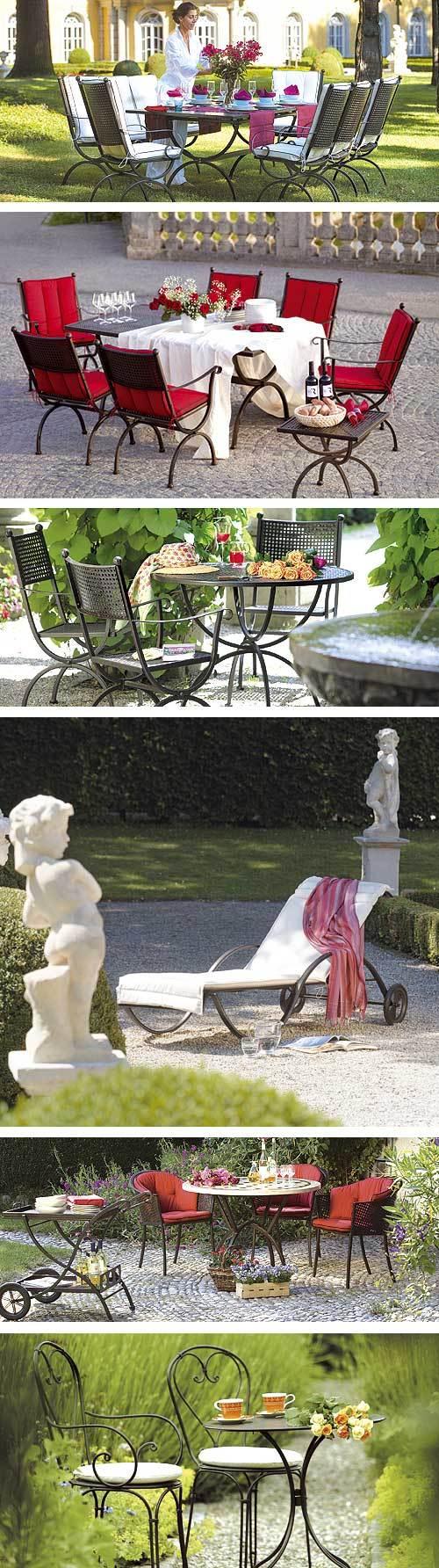 impressionen und produktinfo mbm gartenm bel romeo art jardin. Black Bedroom Furniture Sets. Home Design Ideas