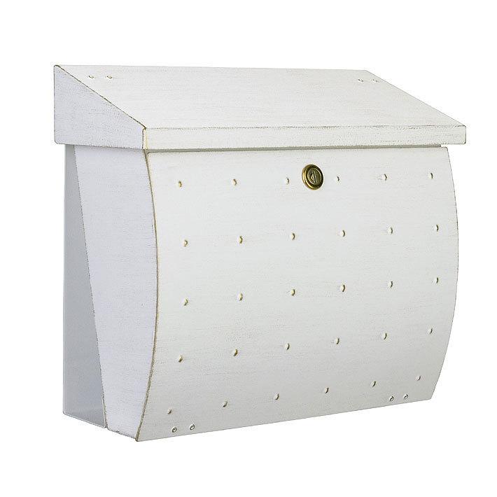 heibi briefkasten krosix 64162 008 wei postkasten art jardin. Black Bedroom Furniture Sets. Home Design Ideas