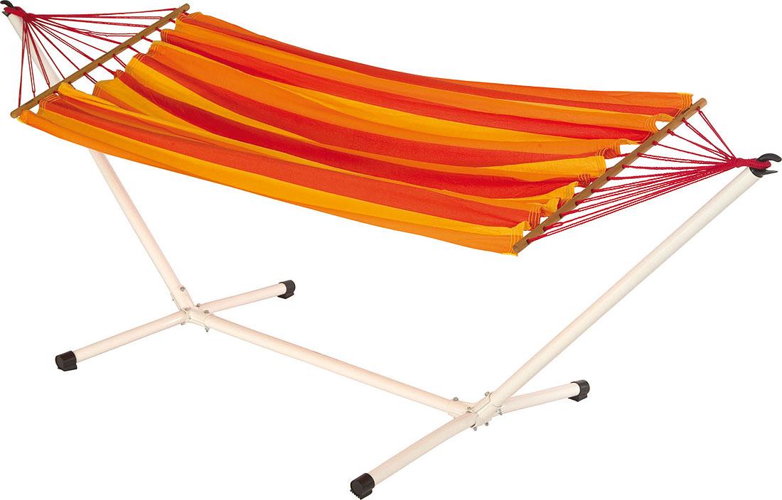 Jobek Sunshine Set 55063 Hängematte+Metallgestell - Art Jardin