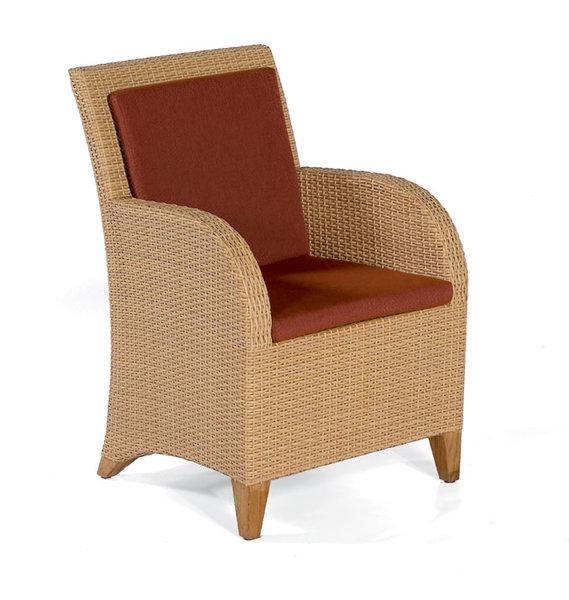 sonnenpartner sessel aruba natur 80060759 polyrattan art jardin. Black Bedroom Furniture Sets. Home Design Ideas