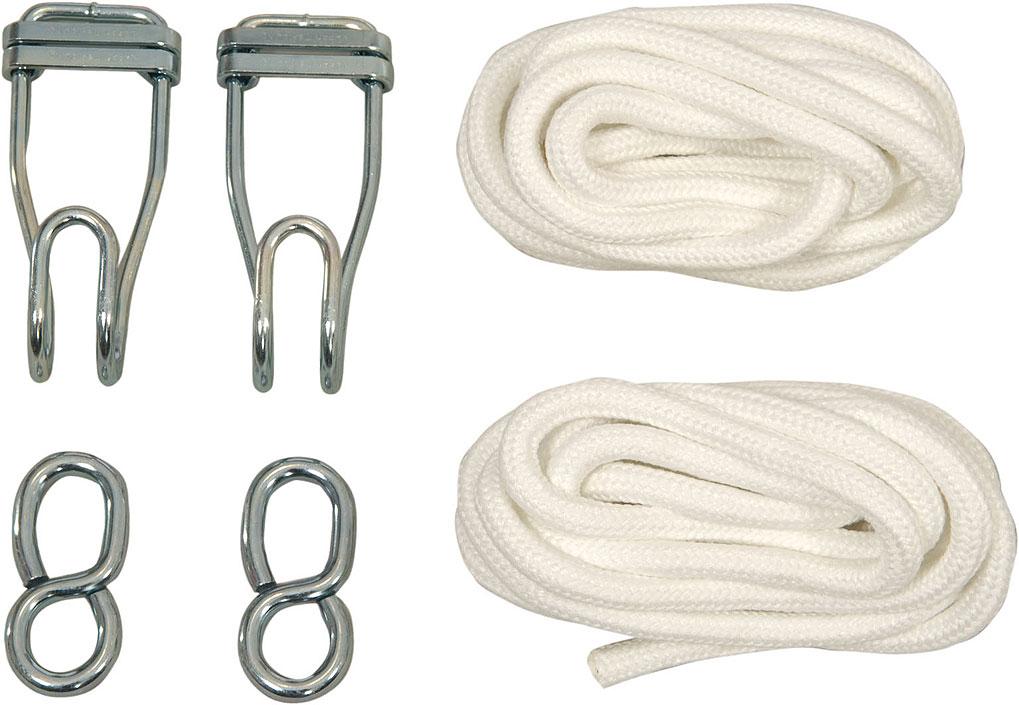 Jobek Befestigungsset Rope Pro 95000 Hängematten Zubh- Art Jardin Haengematte Aufhaengen Montage Pflege