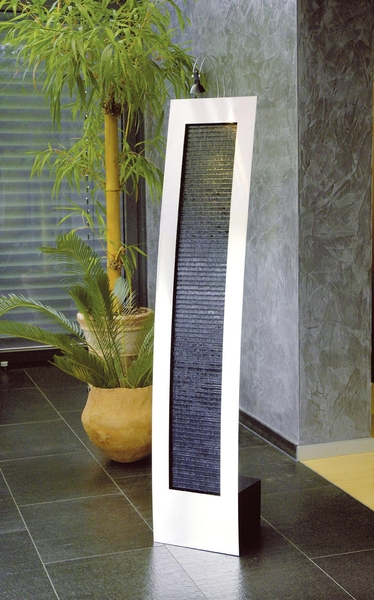 seliger wasserwand brunnen aquaduct de luxe 70105 art jardin. Black Bedroom Furniture Sets. Home Design Ideas