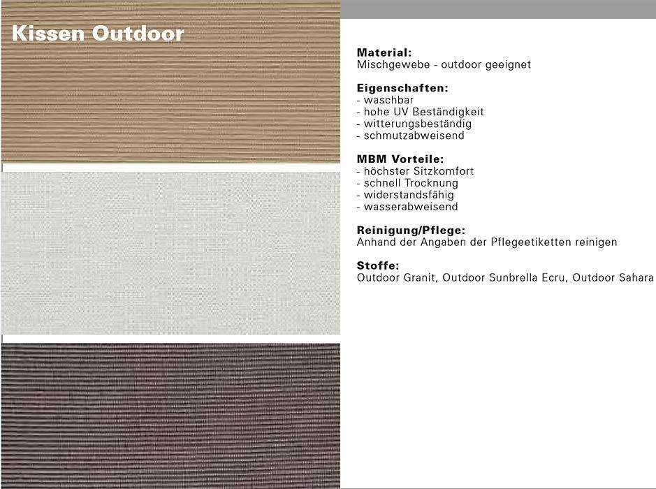 mbm kuschelkissen gro 71x71x22cm kissen in5 farben art jardin. Black Bedroom Furniture Sets. Home Design Ideas