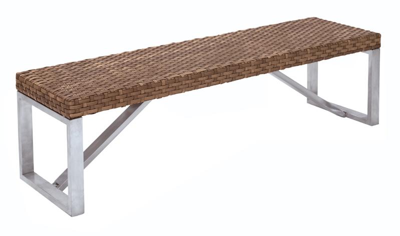 gartenbank rattan trendy rattan lounge grau relaxsessel. Black Bedroom Furniture Sets. Home Design Ideas