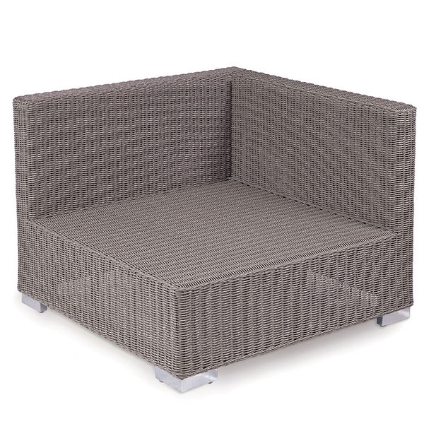 Polyrattan gartenmobel zusammenstellen for Billige sessel
