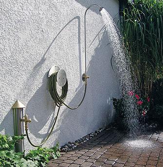gart art wanddusche dg13600 edelstahl messing