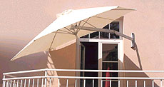 sonnenschutz schirme markisen pavillons art jardin. Black Bedroom Furniture Sets. Home Design Ideas