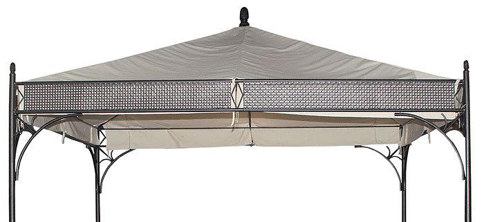mbm ersatzdach f r pavillon romeo elegance art. Black Bedroom Furniture Sets. Home Design Ideas