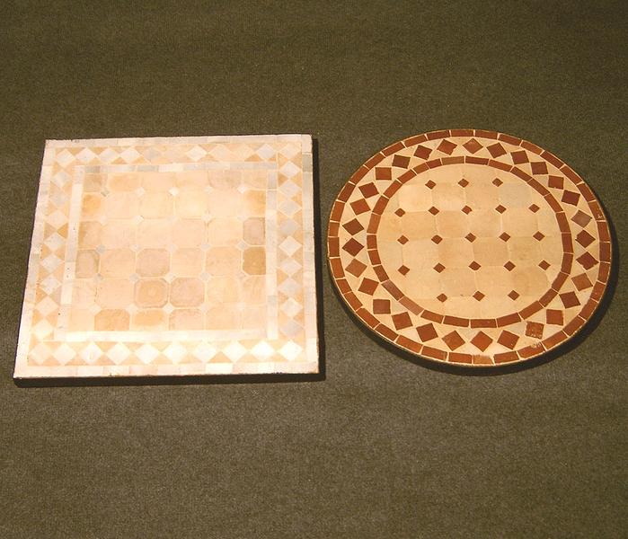 Mosaik beistelltisch original marokko kleinm bel tisch art for Mosaik beistelltisch