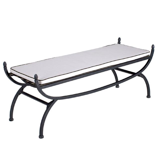 mbm bank kissen medici natur sand sitzpolster auflage art. Black Bedroom Furniture Sets. Home Design Ideas