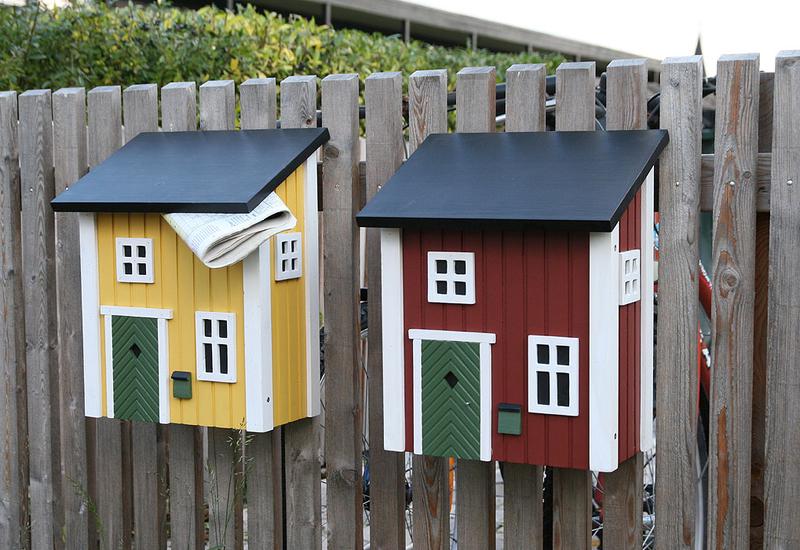 postkasten wildlife garden wg307 rot neu briefkasten art jardin. Black Bedroom Furniture Sets. Home Design Ideas