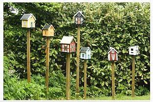 vogelhaus futterscheune braun wg220 vogel futterhaus art jardin. Black Bedroom Furniture Sets. Home Design Ideas