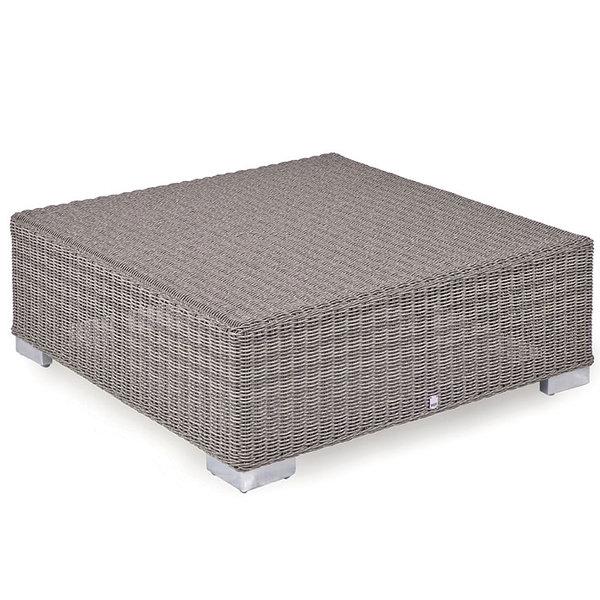 mbm lounge tisch bellini 90x90 mocca koala polyrattan art jardin. Black Bedroom Furniture Sets. Home Design Ideas