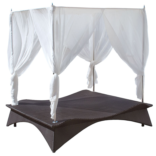 mbm himmel love lounge bellini mocca dach art jardin. Black Bedroom Furniture Sets. Home Design Ideas