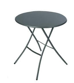 Gartentisch rund klappbar  Sungörl Klapp Tisch rund 67cm 330020 vznkt Gartenmöbel- ArtJardin