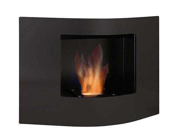 heibi wand kamin bio ethanol 52332 028 glimmer ofen art. Black Bedroom Furniture Sets. Home Design Ideas