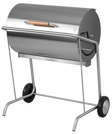 Heibi grill rotondo 51223072 edelstahl holzkohlegrill art for Edelstahl holzkohlegrill
