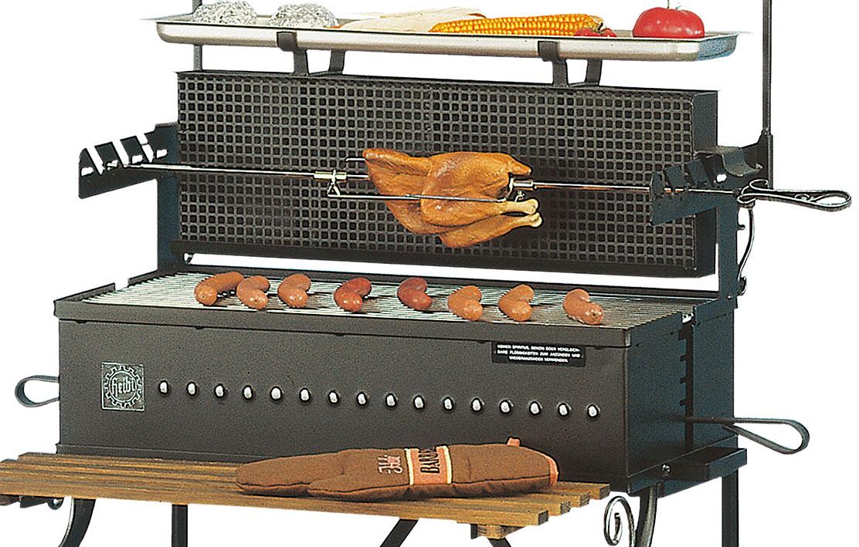 heibi grill smoky 51052026 holzkohlegrill gartengrill art. Black Bedroom Furniture Sets. Home Design Ideas