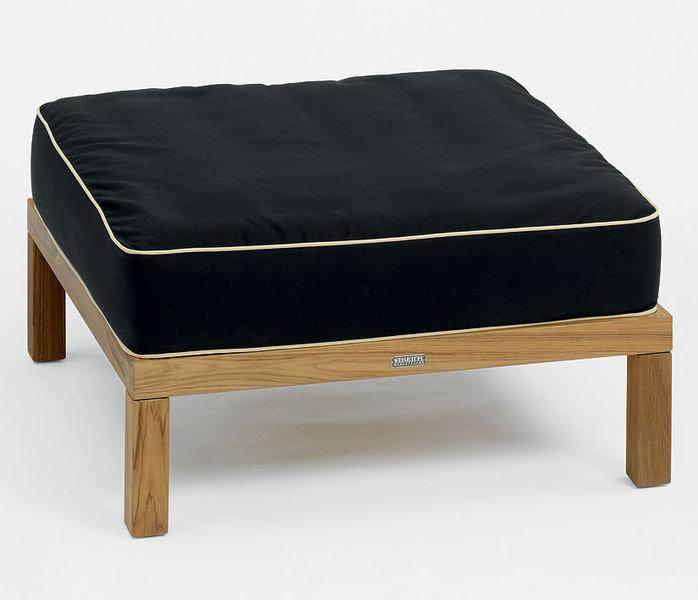 weish upl hocker element hampton teakholz sitz lounge art jardin. Black Bedroom Furniture Sets. Home Design Ideas