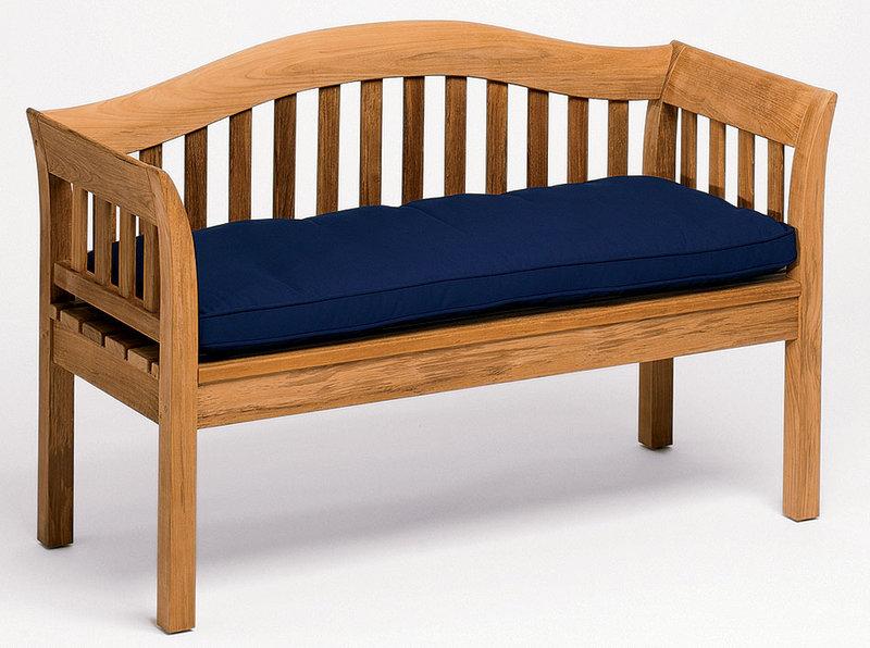 weish upl sitzpolster 2sitz bank viktorian 125 kissen art jardin. Black Bedroom Furniture Sets. Home Design Ideas