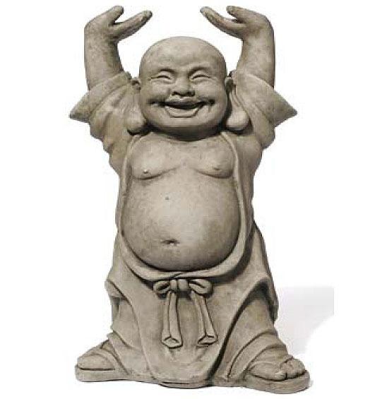 Gartendeko Figuren, kirschke garten figur buddha high gartendeko skulptur- art jardin, Design ideen