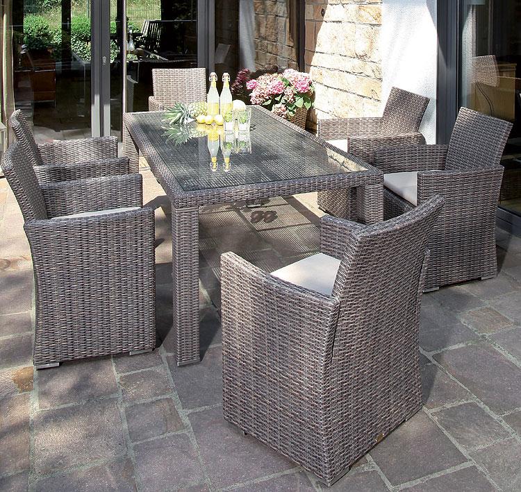 sonnenpartner sitzpolster f r sessel carmel in4farben art jardin. Black Bedroom Furniture Sets. Home Design Ideas