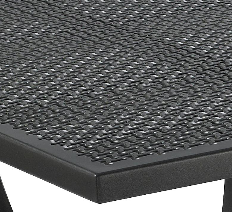 mbm tisch romeo deluxe 90x160 gartenm bel art jardin. Black Bedroom Furniture Sets. Home Design Ideas