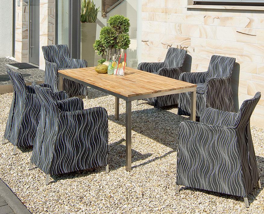 sonnenpartner tisch 2x1m new orleans 80061732 oldteak art jardin. Black Bedroom Furniture Sets. Home Design Ideas