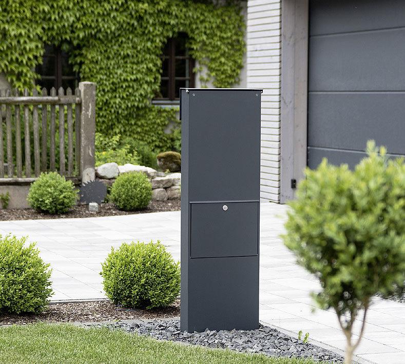 heibi briefkasten s ule calmalux 64493 039 postkasten art. Black Bedroom Furniture Sets. Home Design Ideas