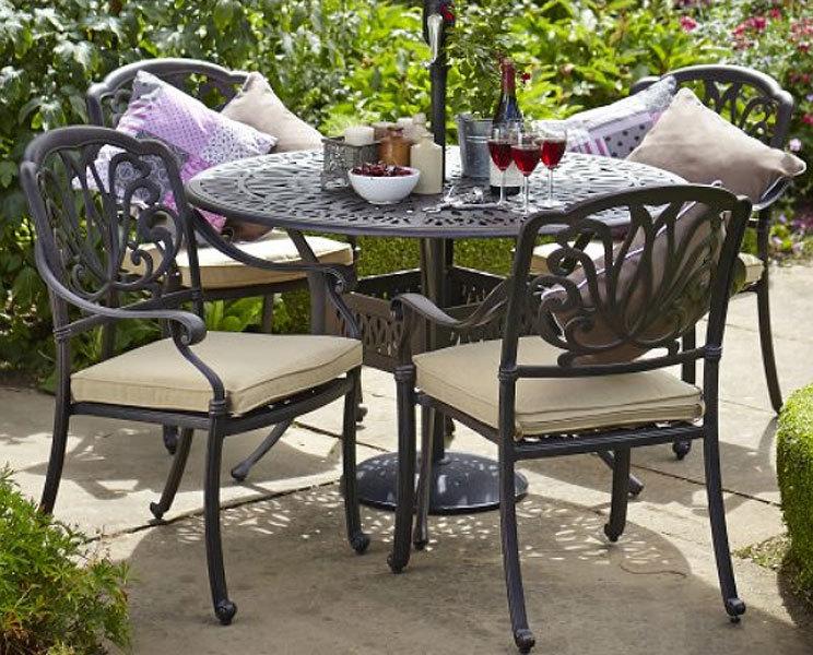hartman stapelsessel amalfi bronze gartenstuhl alugu art jardin. Black Bedroom Furniture Sets. Home Design Ideas