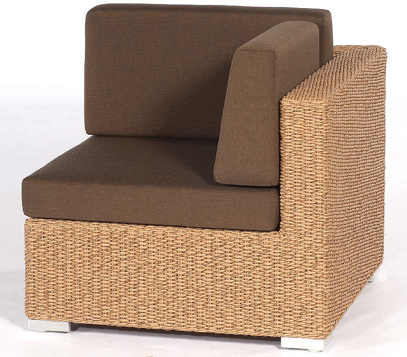 sonnenpartner lounge modul ecke residence polyrattan art jardin. Black Bedroom Furniture Sets. Home Design Ideas