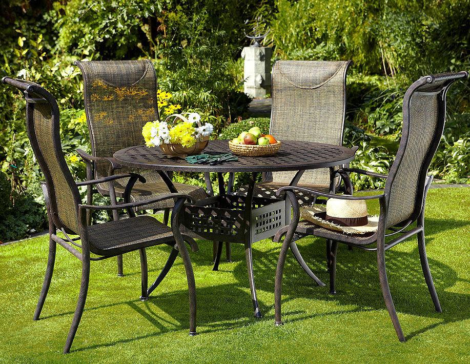 Gartenmöbel aus Aluminium - Art Jardin