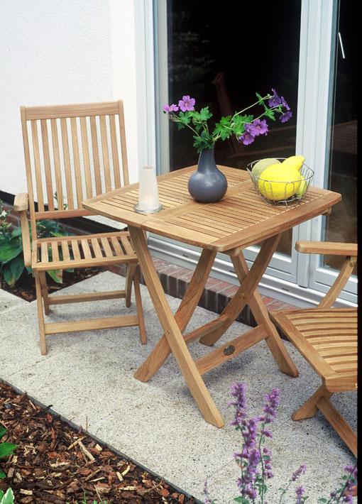 zebra klappstuhl bali 44026 teakholz gartenm bel teak art jardin. Black Bedroom Furniture Sets. Home Design Ideas