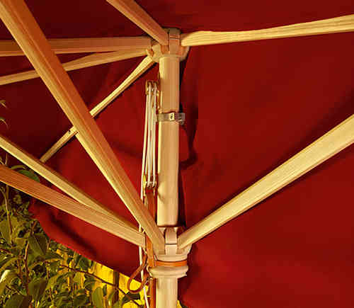paraflex fim weish upl wand sonnenschirme art jardin. Black Bedroom Furniture Sets. Home Design Ideas