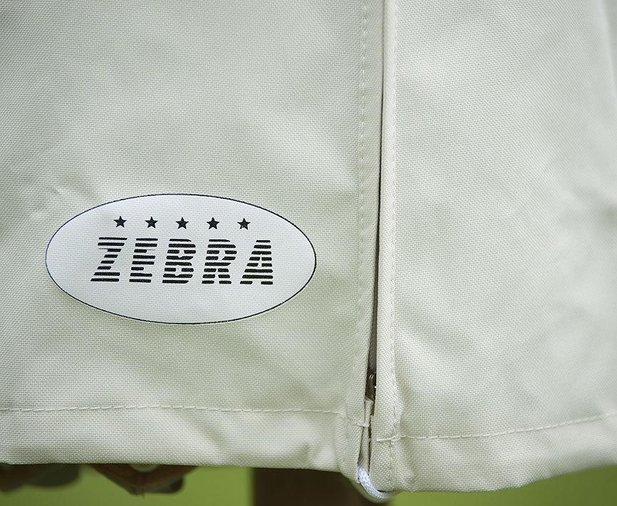 zebra sonnenschirm schutzh lle 3 5m 6102 grau 190x58cm artjardin. Black Bedroom Furniture Sets. Home Design Ideas