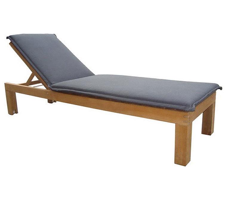 zebra roll liege brasilia 44015 teakholz gartenm bel art jardin. Black Bedroom Furniture Sets. Home Design Ideas
