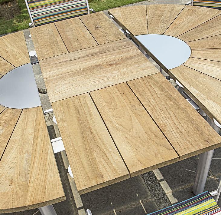 Ausziehtisch Tisch Oval Ausziehbar Esstisch Kiefer Massiv Holz Gelaugt ...