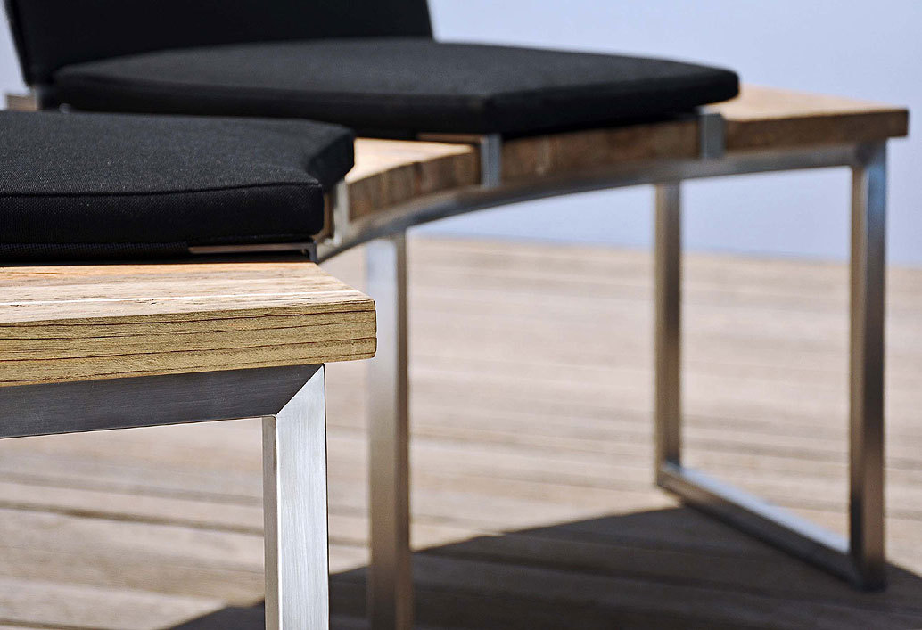 zebra backtex sitzkissen 83169 black f r bank onyx art jardin. Black Bedroom Furniture Sets. Home Design Ideas