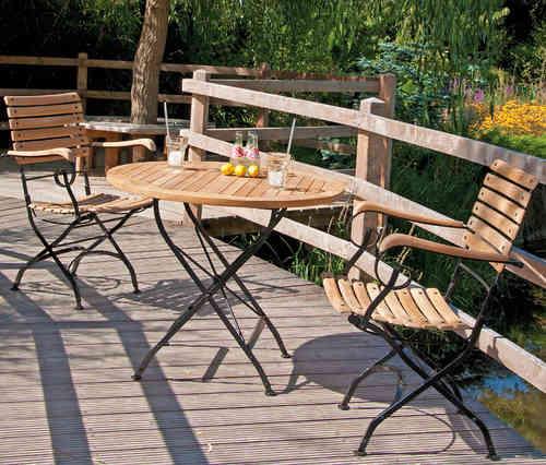Gartenmobel Auflagen Outlet : Gartenmöbel klappbar + Balkon + Bistro + Biergarten  Art Jardin
