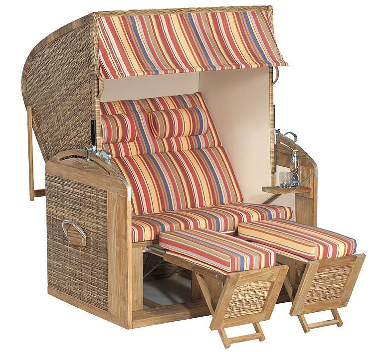 strandkorb comfort 305z teakxl sunnysmart 700119141201. Black Bedroom Furniture Sets. Home Design Ideas