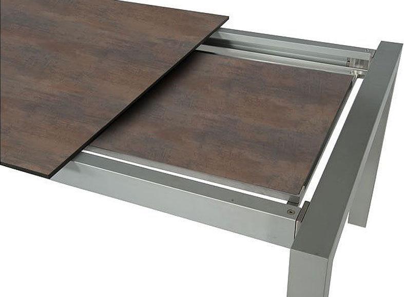 Gartentisch Ausziehbar Alu Best Xxl Doppler Tisch Gartentisch