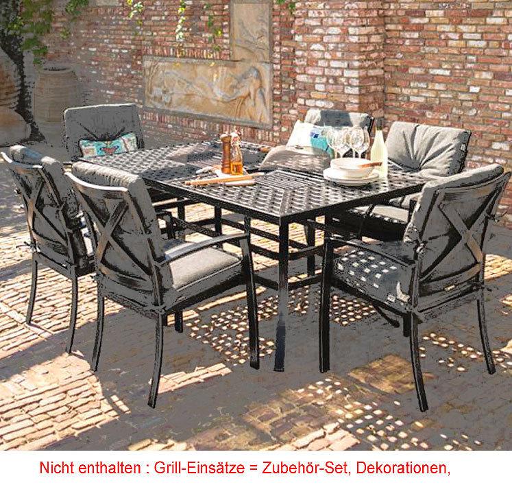hartman 5tlg new jamie oliver dining set alugu tisch art jardin. Black Bedroom Furniture Sets. Home Design Ideas