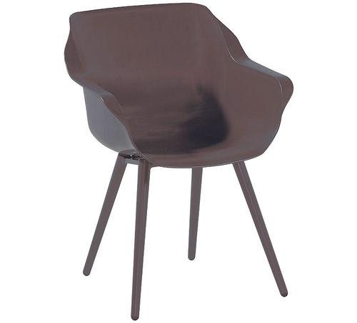 Polymer design m bel aus vollkunststoff in outdoor art for Sessel kunststoff design